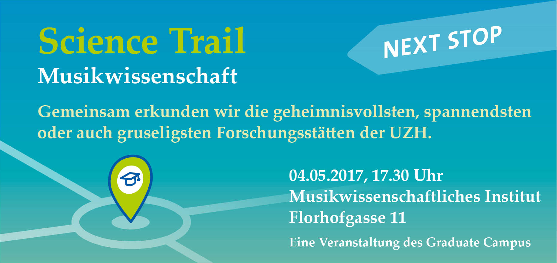 Science Trail Musikwissenschaft