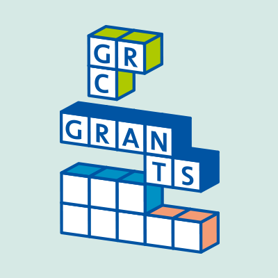 Image with a link to the online application tool for grants