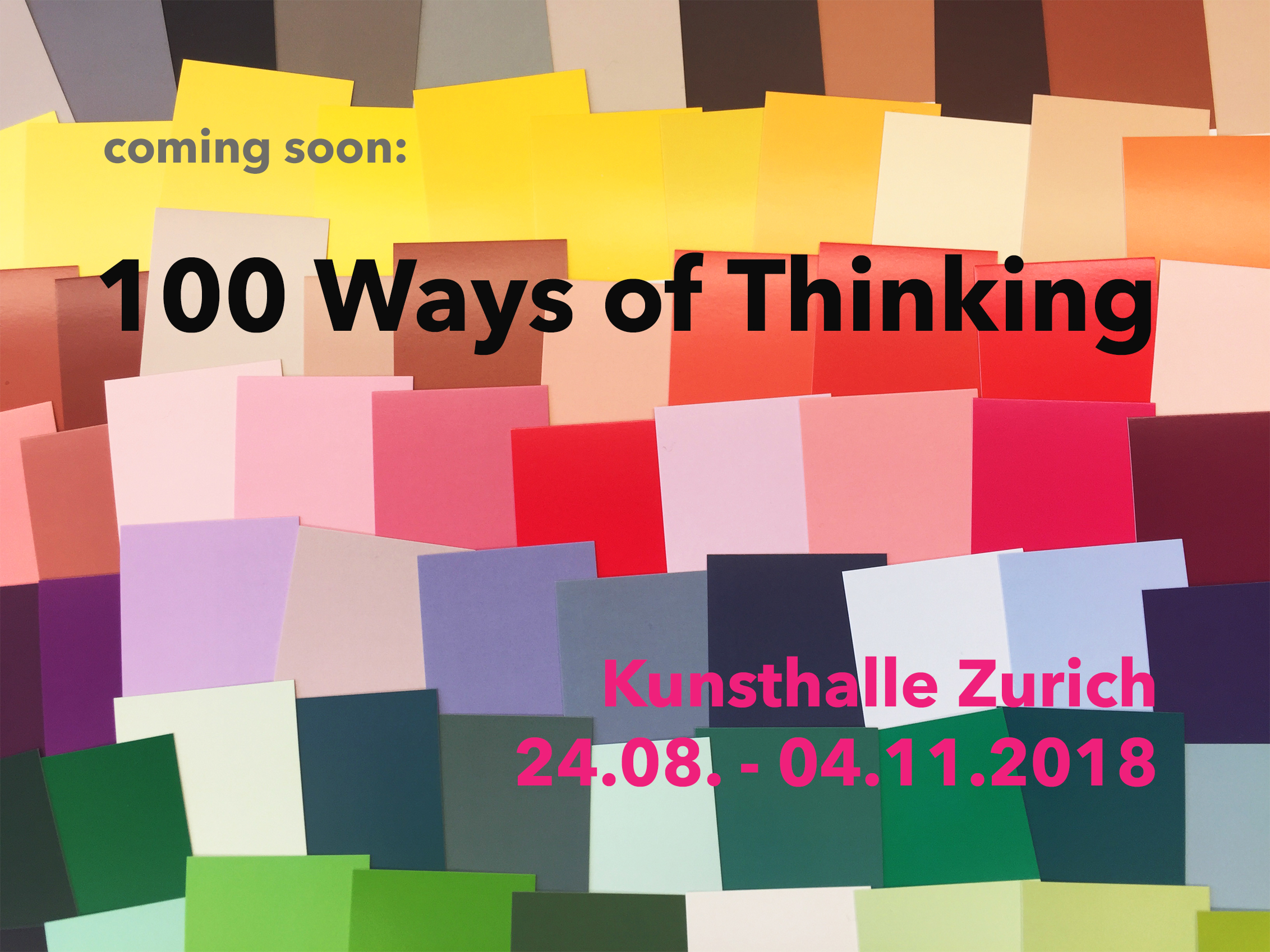 100 Ways of Thinking