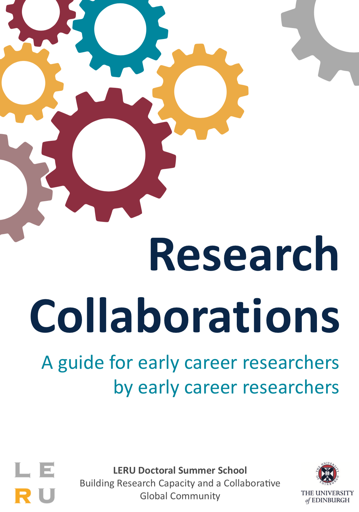 Guide book on Research Collaborations LERU Summer School 2019